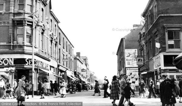 Neath, Orchard Street c1950