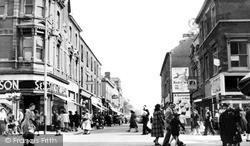 Neath, Orchard Street c.1950