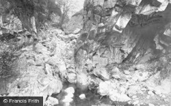 Neath, Sychnant Gorge 1893