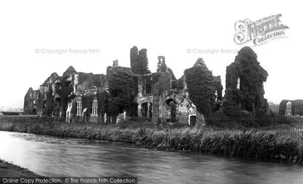 Neath, the Abbey 1893