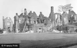 Neath, The Abbey 1953