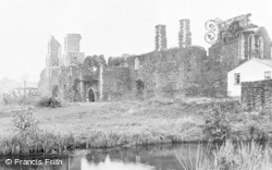 Neath, The Abbey c.1955