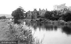 The Abbey c.1960, Neath