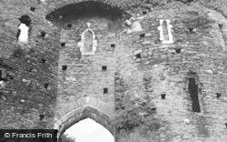 Neath, The Castle 1953