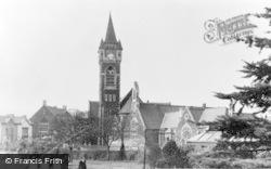 Neath, The Church c.1955