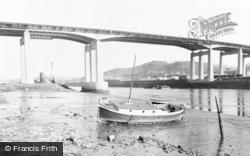Neath, The New Bridge c.1960