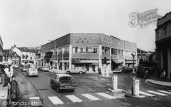 Neath, The Parade c.1960
