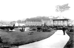 Neath, Victoria Gardens 1898