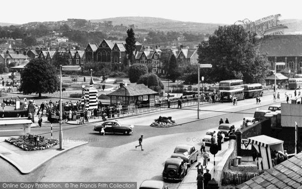 Neath, Victoria Gardens c1960