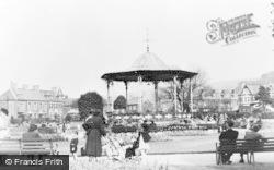 Neath, Victoria Park c.1950