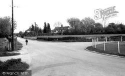 The Village c.1960, Nedging Tye