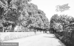 Coddenham Road c.1955, Needham Market