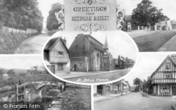 Composite c.1920, Needham Market