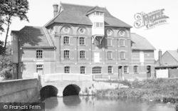 Hawks Mill c.1955, Needham Market