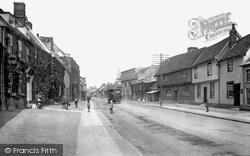 High Street 1922, Needham Market