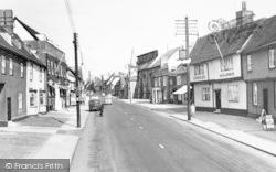 High Street c.1960, Needham Market