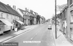 High Street c.1965, Needham Market