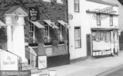 Limes Hotel c.1960, Needham Market