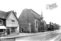 St John's Church 1922, Needham Market