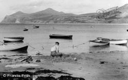 Nefyn, Across The Bay c.1955