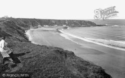 Nefyn, Bay And Sands 1930