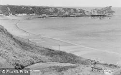 Nefyn, Beach And Point c.1955