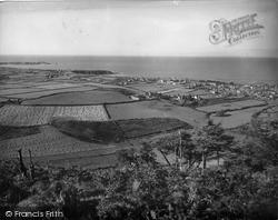Nefyn, General View 1930