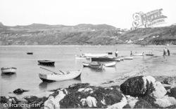 Nefyn, On The Beach c.1955