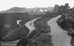 Nefyn, Screw Road 1933