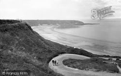Nefyn, The Bay 1933