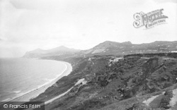Nefyn, The Bay And The Rivals 1894