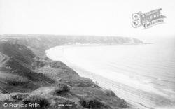 Nefyn, The Beach 1894
