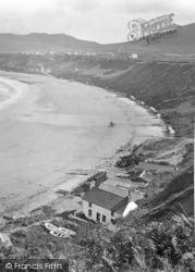 Nefyn, The Beach 1930