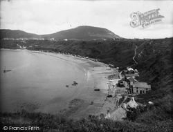 Nefyn, The Beach 1938