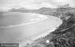 Nefyn, The Beach And Rivals 1930