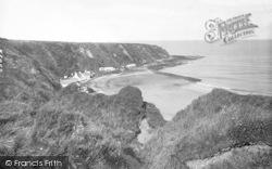 Nefyn, The Headland 1930