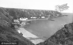 Nefyn, The Headland 1933