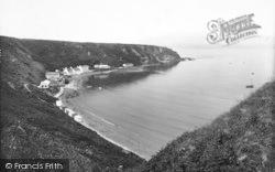 Nefyn, The Headland 1938