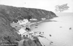 Nefyn, The Headland 1940