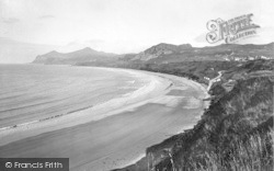 Nefyn, The Sands And Rivals 1930
