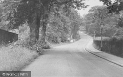 Nelson, Carr Hall Road 1950