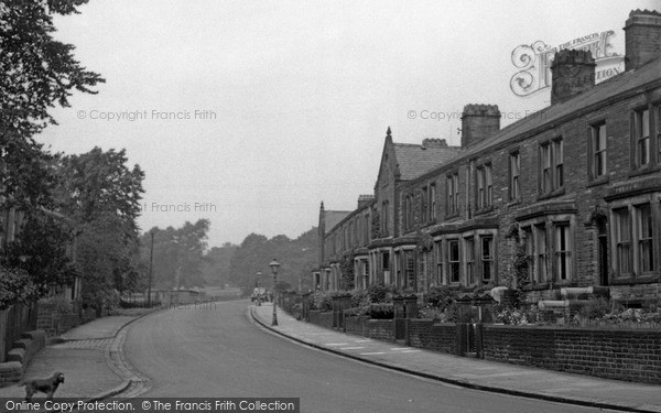 Photo of Nelson, Carr Hall Road 1950