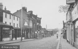 Nelson, Leeds Road 1957