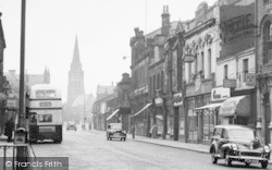 Nelson, Manchester Road 1957
