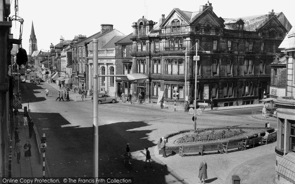 Photo of Nelson, Manchester Road 1961