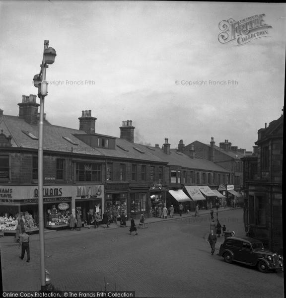 Photo of Nelson, Scotland Road 1950