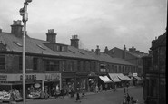 Nelson, Scotland Road 1950