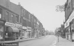 Nelson, Scotland Road 1957