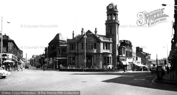 Photo of Nelson, Scotland Road And Leeds Road 1961