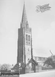 Nelson, St Mary's Church 1961